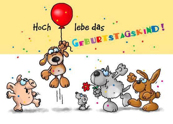 Gluckwunsche Geburtstag Kind Lustig