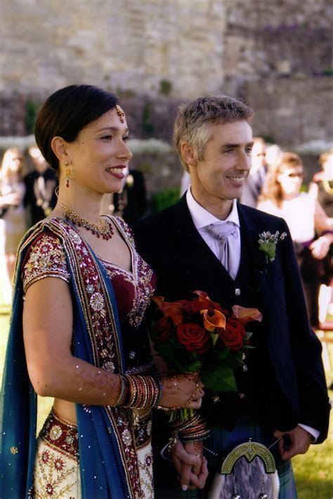 A Scottish Indian Wedding at Stirling Castle ? ananya