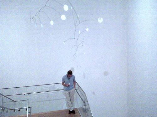 Art - Calder Man at MOMA