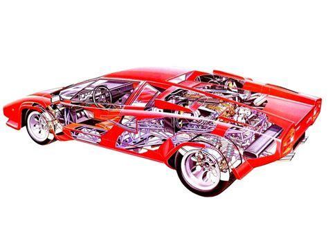 Lamborghini Countach LP400S :: 1 Foto und 71 technische Daten :: de.autoviva.com