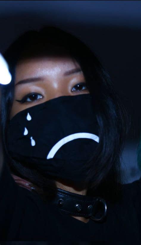 sad doctor flu mask dust kawaii ninja tokyo tear frown