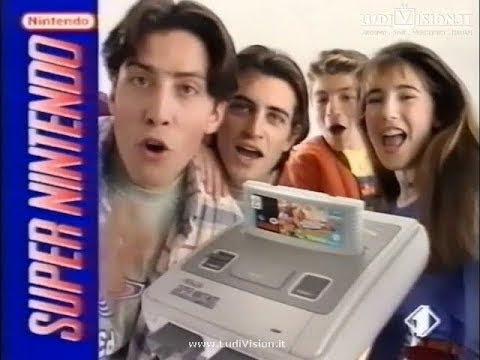 """Super Nintendo """"I Migliori"""" (1995)"""