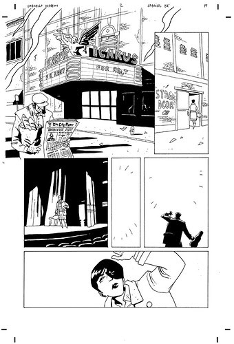Umbrella Academy #2- page 15