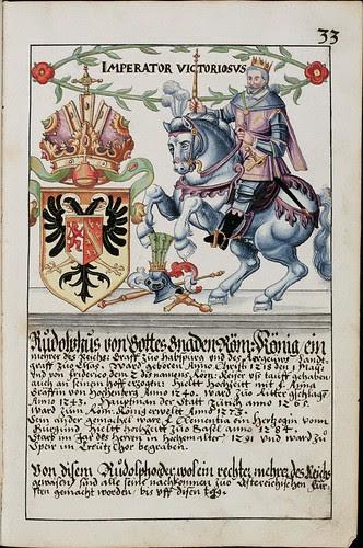 Wappenbuch des Hans Ulrich Fisch g
