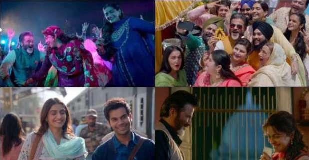 Ek Ladki Ko Dekha Toh Aisa Laga Trailer: Sonam-Rajkummar's Unusual Love Story Is A Beautiful One