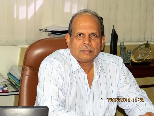 Mr. Satish Magar, Developer of Magarpatta City & Nanded City Pune