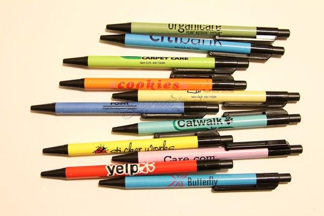 Design Promotional Pens Online