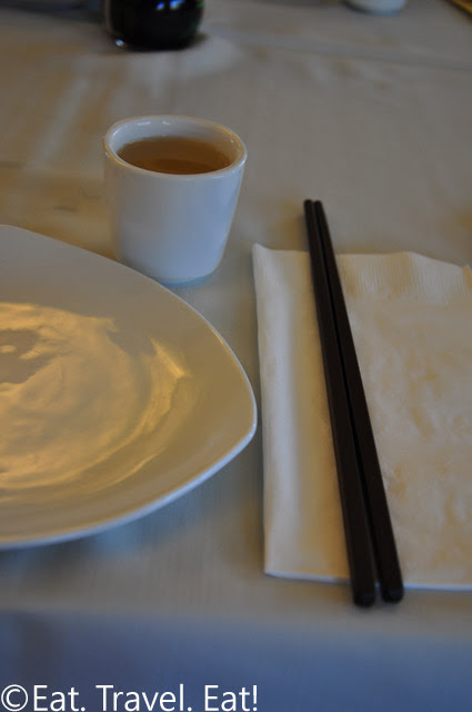 Table Setting Captial Seafood