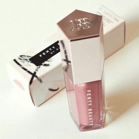 Rihanna Makeup Lip Gloss