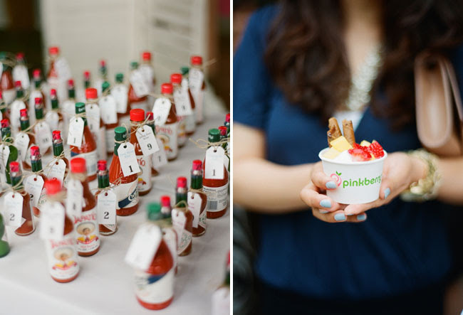 tabasco favors