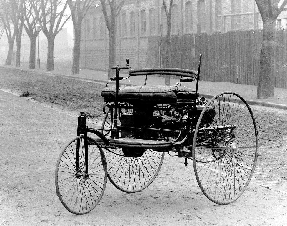 The Modern Historian: On this day in history: First gasoline powered ...