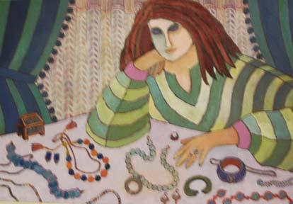 Frances Galli Painting 2