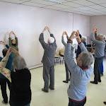 Voiron | Voiron: du tai-chi pour contrer la maladie de Parkinson - Le Dauphiné Libéré