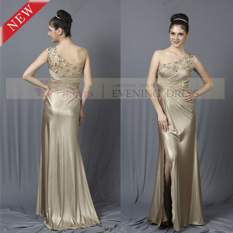 Elegant evening dresses america