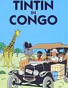 L'edizione italiana di Tintin in Congo (ed. Lizard)