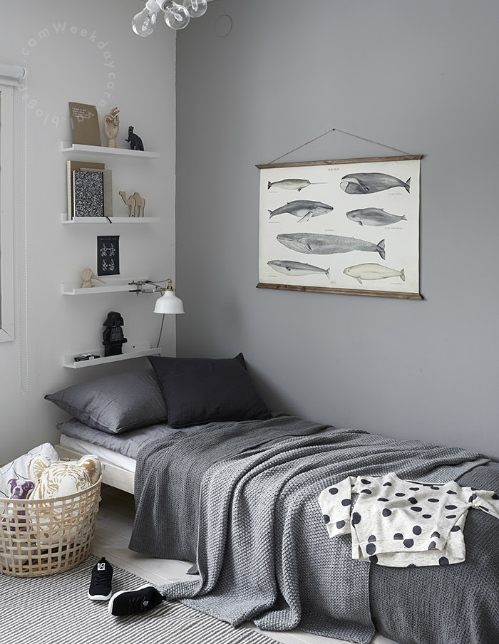 87 Gray Boys' Room Ideas - Decoholic
