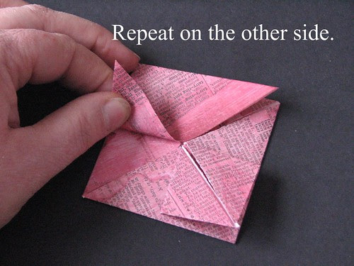 Origami Heart 016