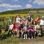Chaumont-le-Bois   Chaumont-le-Bois : la 30e Roulée de Pâques, une tradition locale