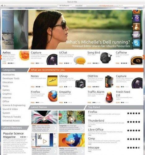 Centro Software Ubuntu 11 10 3 468x500 El Centro de Software Ubuntu cambiará (y mucho) en Ubuntu 11.10