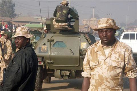 Nigerian military units move into areas of unrest which have reportedly killed at least 38 people in the central and north of the West African country. Nigeria is preparing for national elections in 2011. by Pan-African News Wire File Photos