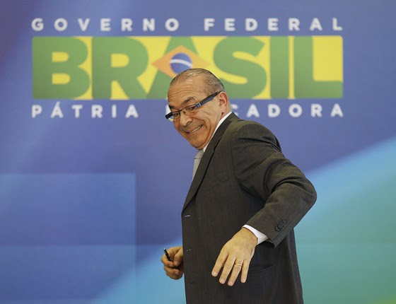 O ministro,Eliseu Padilha (Foto:  Ueslei Marcelino / Reuters)