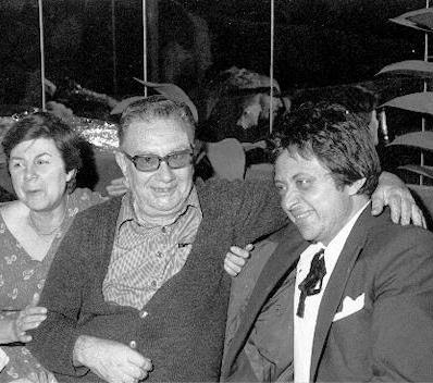 Pepa Llopis, Joan Brossa, Josepmiquel Servià