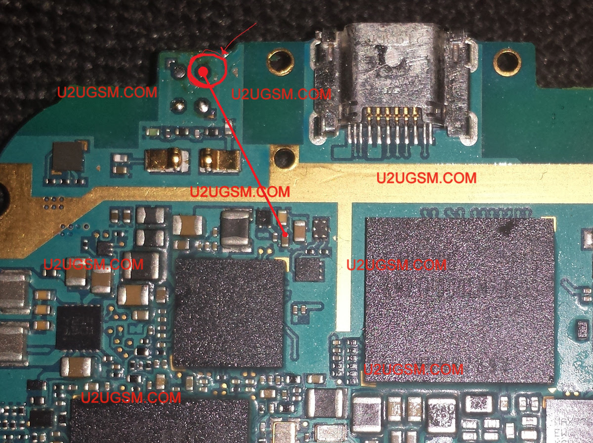 Samsung I9300I Galaxy S3 Mic Solution with Jumpers