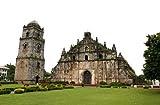 Photographic Print of Paoay Church, Ilocos Norte, Philippines