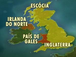 Reino Unido (Foto: Reprodução/GloboNews)