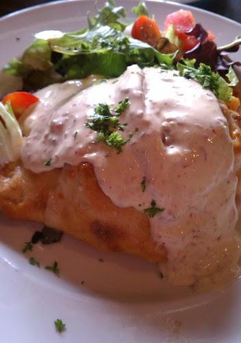 Seafood Beignet