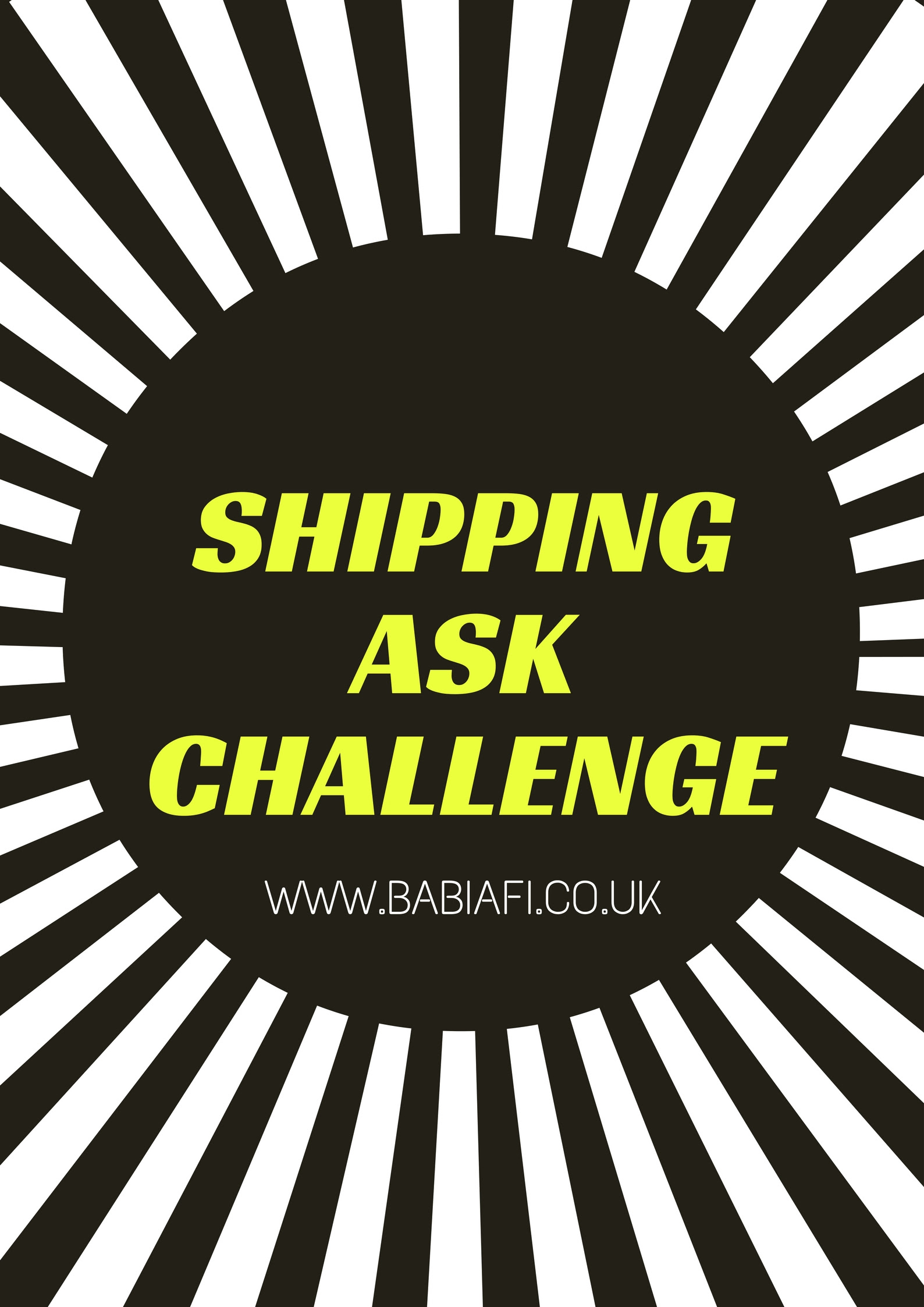 Shipping Ask Challenge