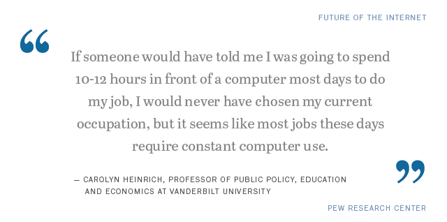 Shareable Quotes From Experts About The Impact Of Digital Life Pew
