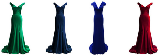 Evening dresses hire london