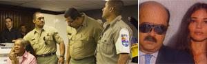 Júri absolve PMs por mortes de PC Farias e namorada (Jonathan Lins/G1 Reprodução/TV Globo)