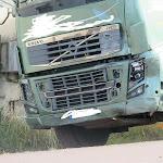 Molphey | Molphey : un blessé grave dans une collision voiture contre poids-lourd
