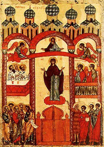 Intercession de la Mère de Dieu (Pokrov)