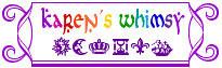 Karen's Whimsy