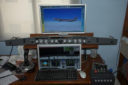 FCU Cockpitsonic