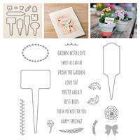 From the Garden Photopolymer Bundle by Stampin' Up!