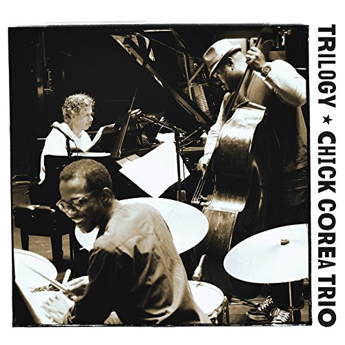 Chick Corea - Trilogy cover