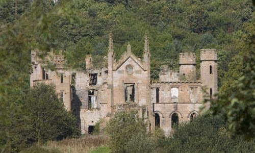 abandoned mansions cambusnethan priory3 Exploring Mysterious Abandoned Mansions