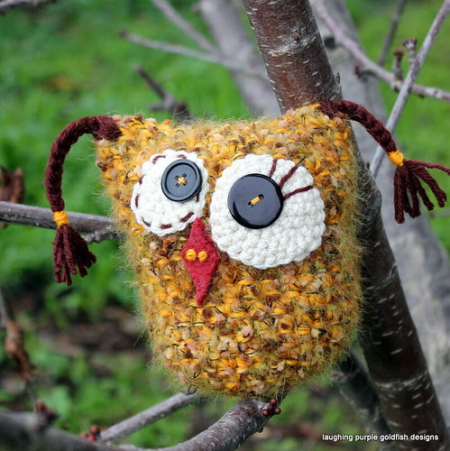 Quirky Owl