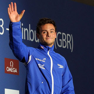 Tom Daley FINA Diving World Series Tickets