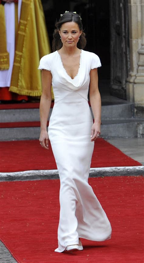 Pippa Middleton's Royal Wedding Dress Replica Goes on Sale