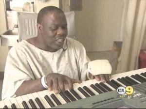 Blind Haitian Musician Gets 'Wonder-ful' Gift