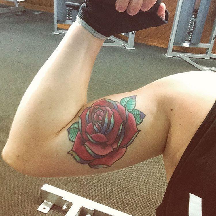 115+ Best Inner Bicep Tattoo Ideas for Men - Designs