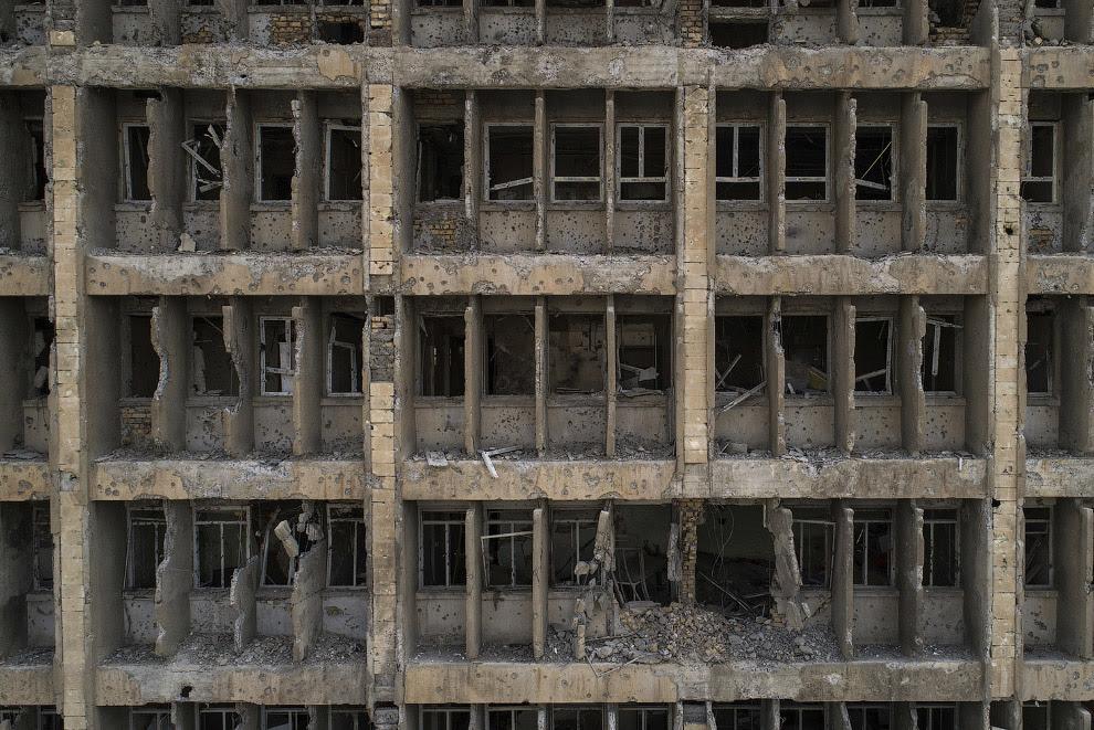 Життя в іракському місті Мосул.  Частина 2