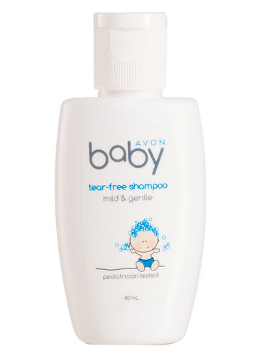 Avon Baby Tear-Free Shampoo