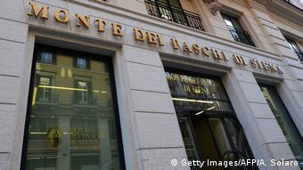 Σύμβλο της ιταλικής οικονομικής κρίσης η Monte dei Paschi