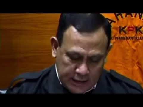 Detik Detik KPK Tetapkan Tersangka Kepada Gubernur Sulsel Nurdin Abdullah